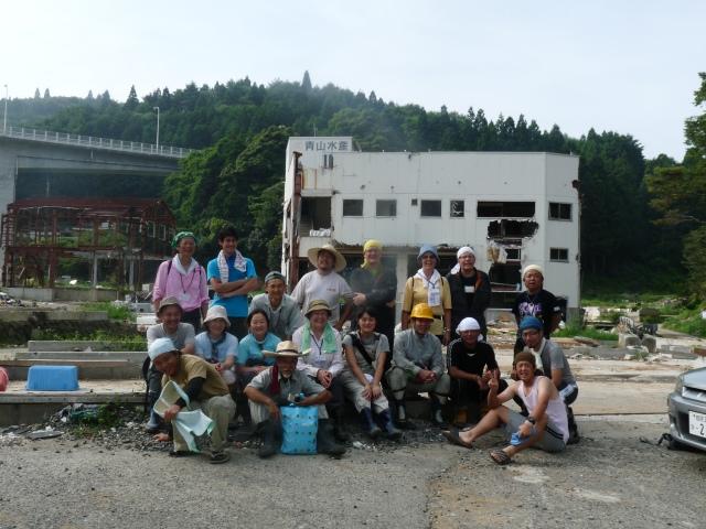 Kuvia 10.8.2011 (kesäloma ja Touhoku) 1699